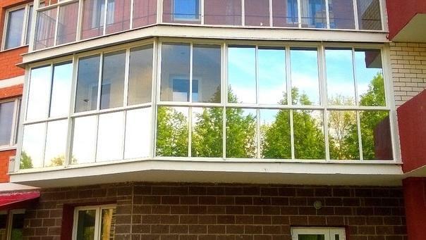 Затонировать пластиковые окна в квартире зеркальной пленкой