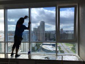 Стоимость тонировки оконных стекол