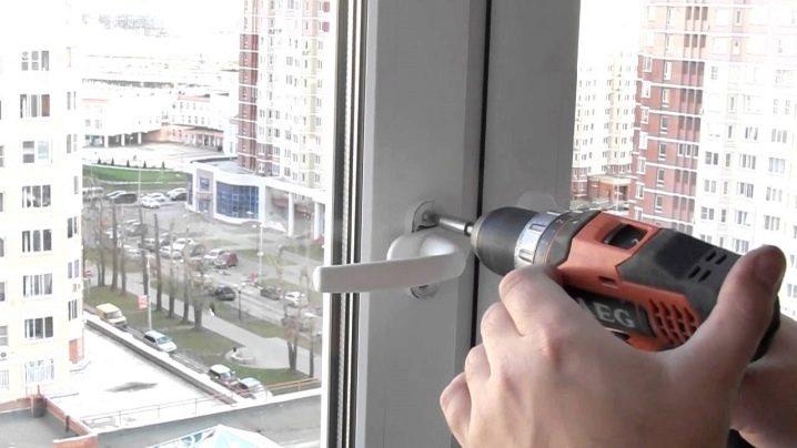 Срочный ремонт механизма металлопластиковых окон